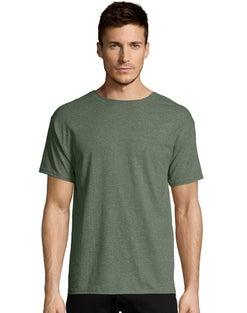Hanes ComfortBlend® EcoSmart® Men's Crewneck T-Shirt 4-Pack