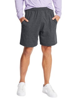 Hanes Men's Jersey Pocket Short