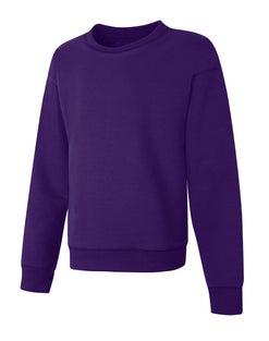 Hanes Girls' EcoSmart® Sweatshirt 2-Pack