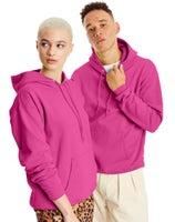Deals on Hanes ComfortBlend EcoSmart Pullover Hoodie Sweatshirt