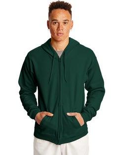 Hanes ComfortBlend® EcoSmart® Full Zip Hoodie