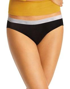 Hanes Cool Comfort® Women's Cotton Sporty Bikini 6-Pack