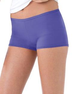 Hanes Cool Comfort™ Women's Cotton Boy Brief Panties 6-PacK