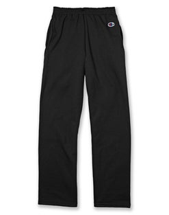 Eco® Double Dry® Fleece Open Bottom Sweatpant with Pockets