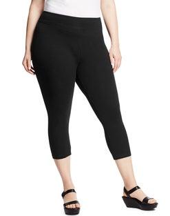 Just My Size Stretch Cotton Women's Capri Leggings