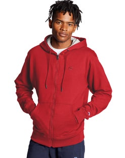Powerblend Fleece Full Zip Hoodie