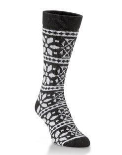 World's Softest® Novelty Crew Socks