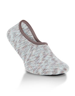 World's Softest® Ragg Knit Slipper Socks