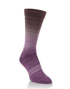 World's Softest® Sunrise Crew Socks
